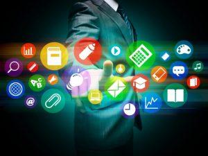 アプリとしてLINEを導入すると有効活用できる法人携帯